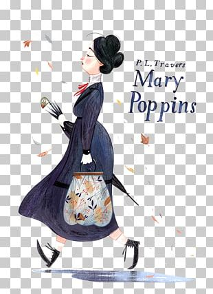 Mary Poppins Illustrator Book Illustration Drawing PNG