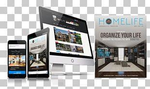 Multimedia Smartphone Web Design Web Banner PNG