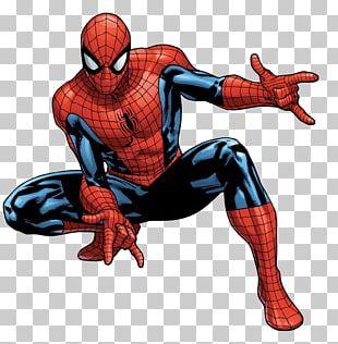 Ultimate Spider-Man Marvel Comics Comic Book PNG