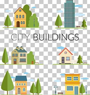 The Architecture Of The City Building Drawing Illustration PNG