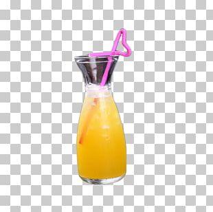 Harvey Wallbanger Orange Juice Sea Breeze Orange Drink PNG
