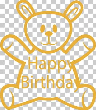 Birthday Cake Happy Birthday To You Greeting Card Poster PNG