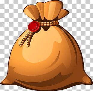 Gunny Sack Money Bag PNG