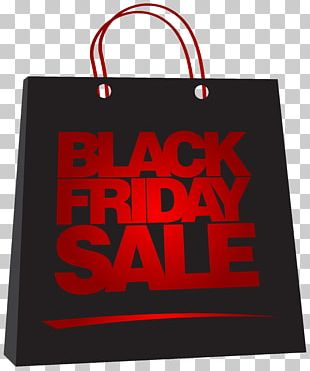 Black Friday Bag Discounts And Allowances Shopping PNG