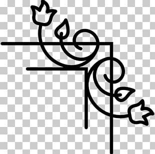 Floral Design Computer Icons Vine Flower Art PNG