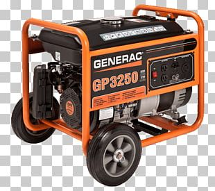 Generac GP Series 3250 Generac Power Systems Electric Generator Engine-generator Standby Generator PNG