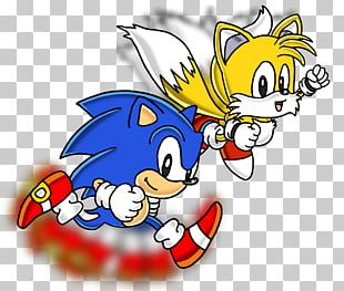 Tails Sonic Chaos Knuckles The Echidna Sonic Generations Sonic & Knuckles PNG