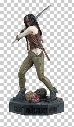 Michonne Figurine Action & Toy Figures Rick Grimes Carl Grimes PNG