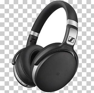 Microphone Headphones Wireless Sennheiser Bluetooth PNG