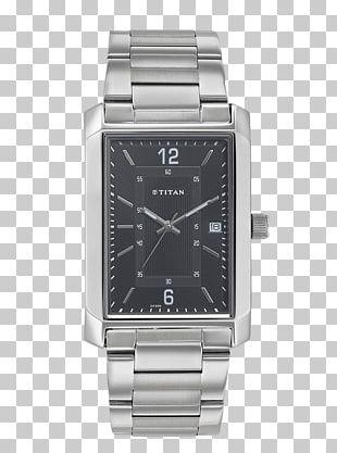 Titan Company Watch Strap Analog Watch PNG