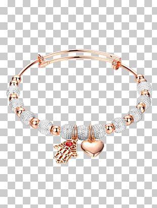 Bracelet Earring Bangle Gold Necklace PNG