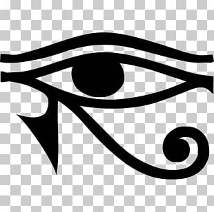 Eye Of Horus Eye Of Ra Egyptian Symbol PNG