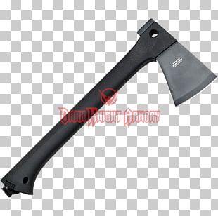 Splitting Maul Axe Knife Tomahawk Blade PNG