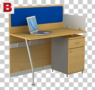 Desk Office Supplies PNG