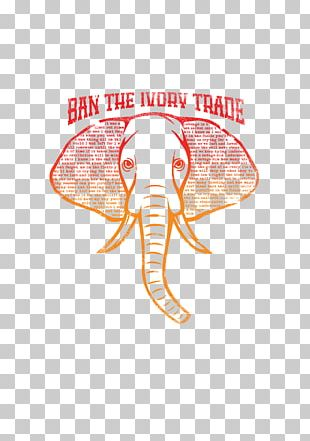 Indian Elephant Wall Decal Sticker PNG