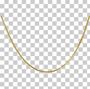 Necklace Gold-filled Jewelry Chain PNG