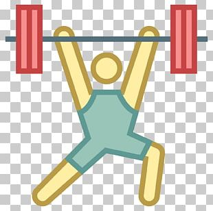 Computer Icons Sport Olympic Weightlifting Barbell PNG