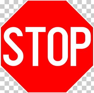 Stop Sign Traffic Sign Pedestrian Crossing Road PNG
