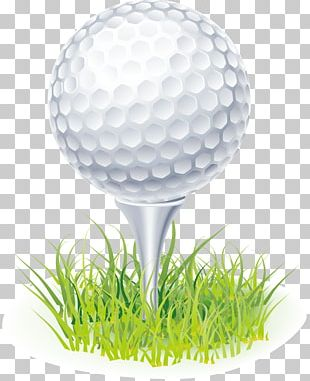 Golf Balls Golf Clubs PNG