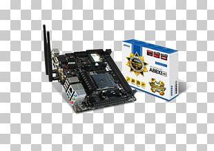 LGA 1150 Mini-ITX Motherboard Micro-Star International DDR3 SDRAM PNG