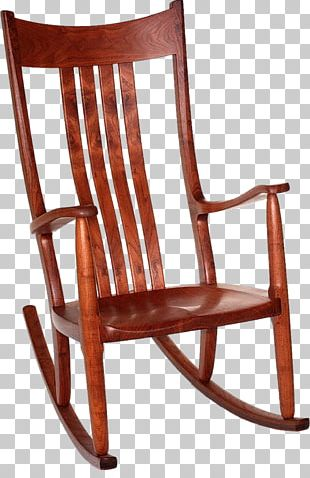 Rocking Chairs Table Couch Dining Room PNG