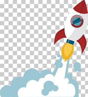 Aircraft Rocket PNG