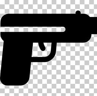 Gun Barrel Firearm Weapon Pistol PNG