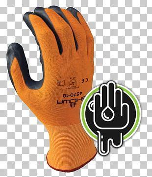 Cut-resistant Gloves Kevlar Nylon Nitrile PNG