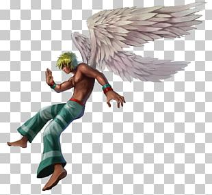 Video Game Angel Fighting Game Costume PNG