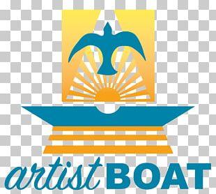 Artist Boat Logo Graphic Design Brand PNG