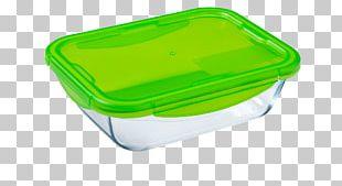 Borosilicate Glass Food Cooking Dish PNG