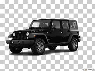 2018 Jeep Wrangler JK Unlimited Sport Chrysler Sport Utility Vehicle Car PNG