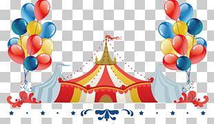 Performance Circus Cartoon PNG