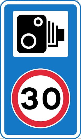 Traffic Sign Traffic Enforcement Camera Speed Limit PNG