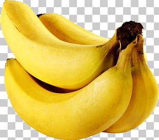 Four Large Bananas PNG