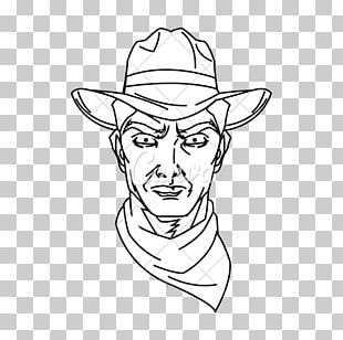 Cowboy Hat Drawing Stock Photography Illustration PNG