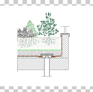 Roof Garden Green Roof Pitched Roof PNG
