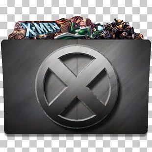 Professor X Wolverine X-Men Film PNG