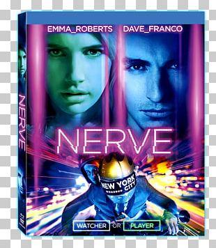 Dave Franco Nerve Blu-ray Disc Ultra HD Blu-ray Emma Roberts PNG