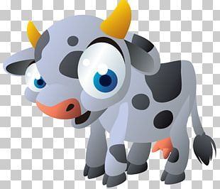 Taurine Cattle Animal Drawing PNG