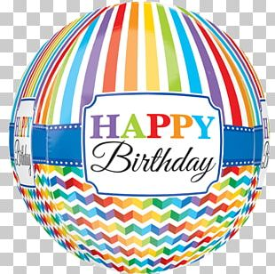 Birthday Cake Balloon Party Happy Birthday To You PNG
