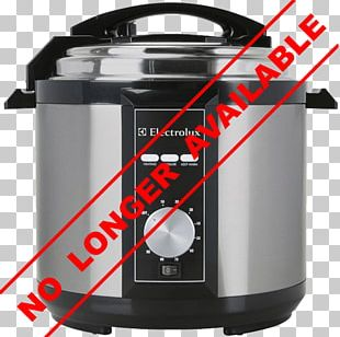 Kettle Pressure Cooking Electrolux Cookware PNG