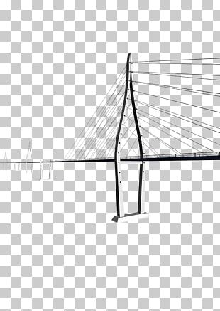 Line Angle Point Black And White Area PNG