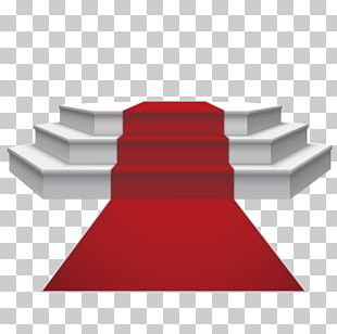 Podium Red Carpet PNG