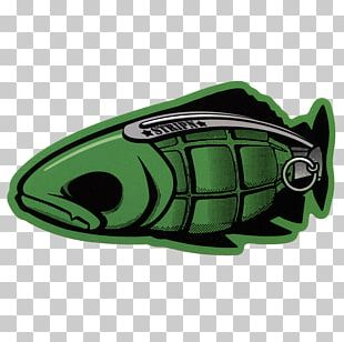 Sticker Decal Die Cutting Rainbow Trout PNG