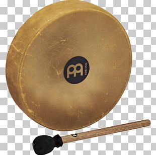 Tom-Toms Pow Wow Frame Drum Meinl Percussion PNG