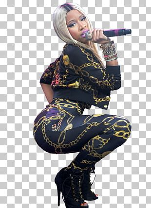 Nicki Minaj Jumpsuit Romper Suit Bodysuit Boilersuit PNG