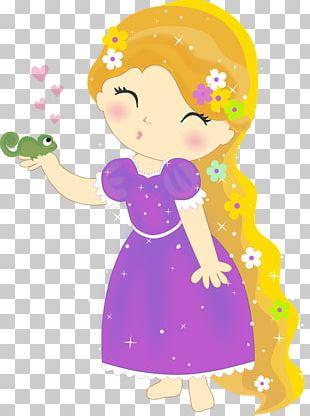Rapunzel Princesas Elsa Belle Disney Princess PNG
