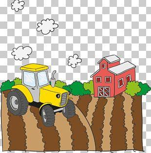 Farm Field PNG