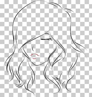 Hair Coloring Face Eyebrow Forehead PNG
